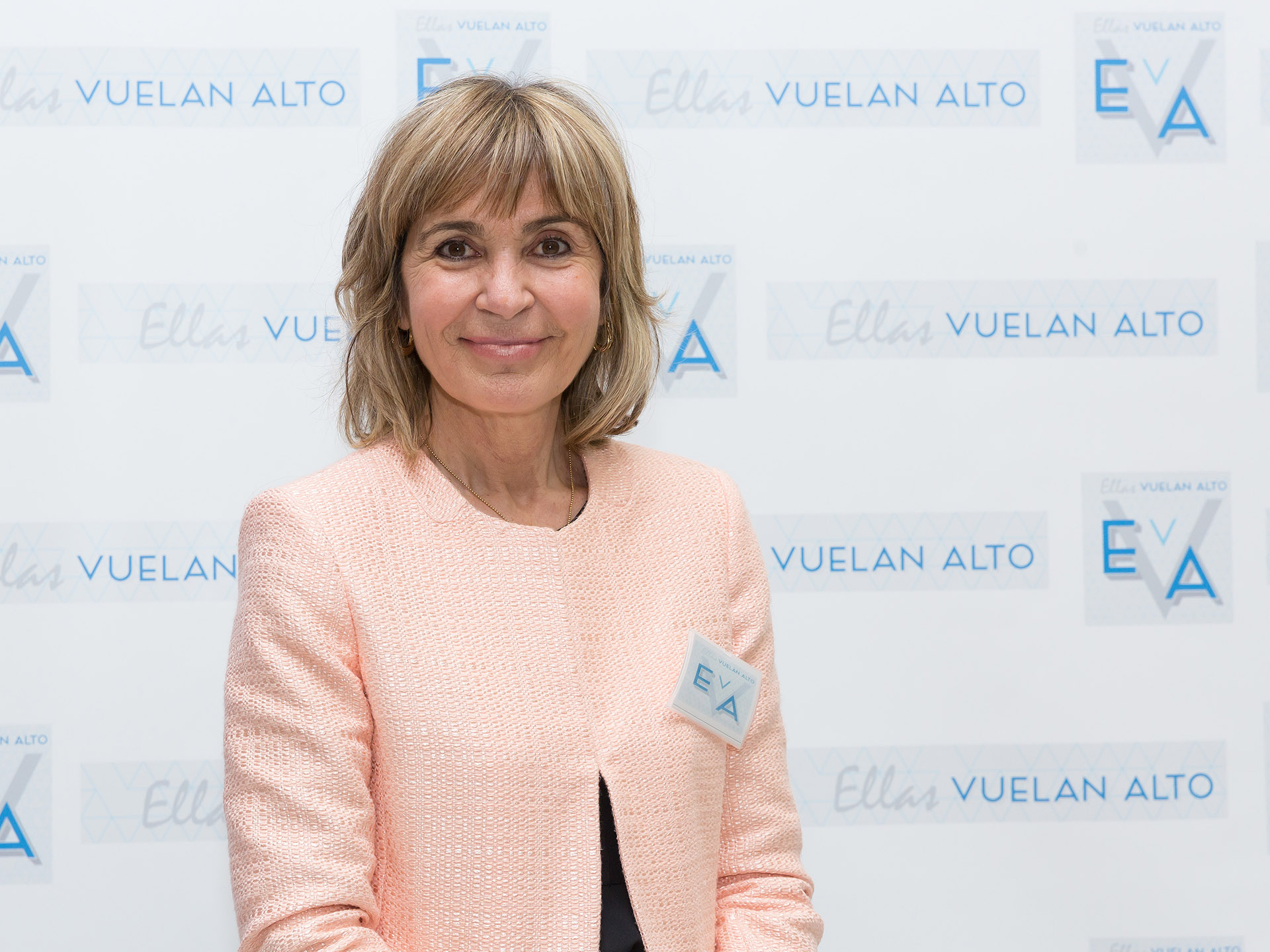 Teresa Busto, presidenta de EVA