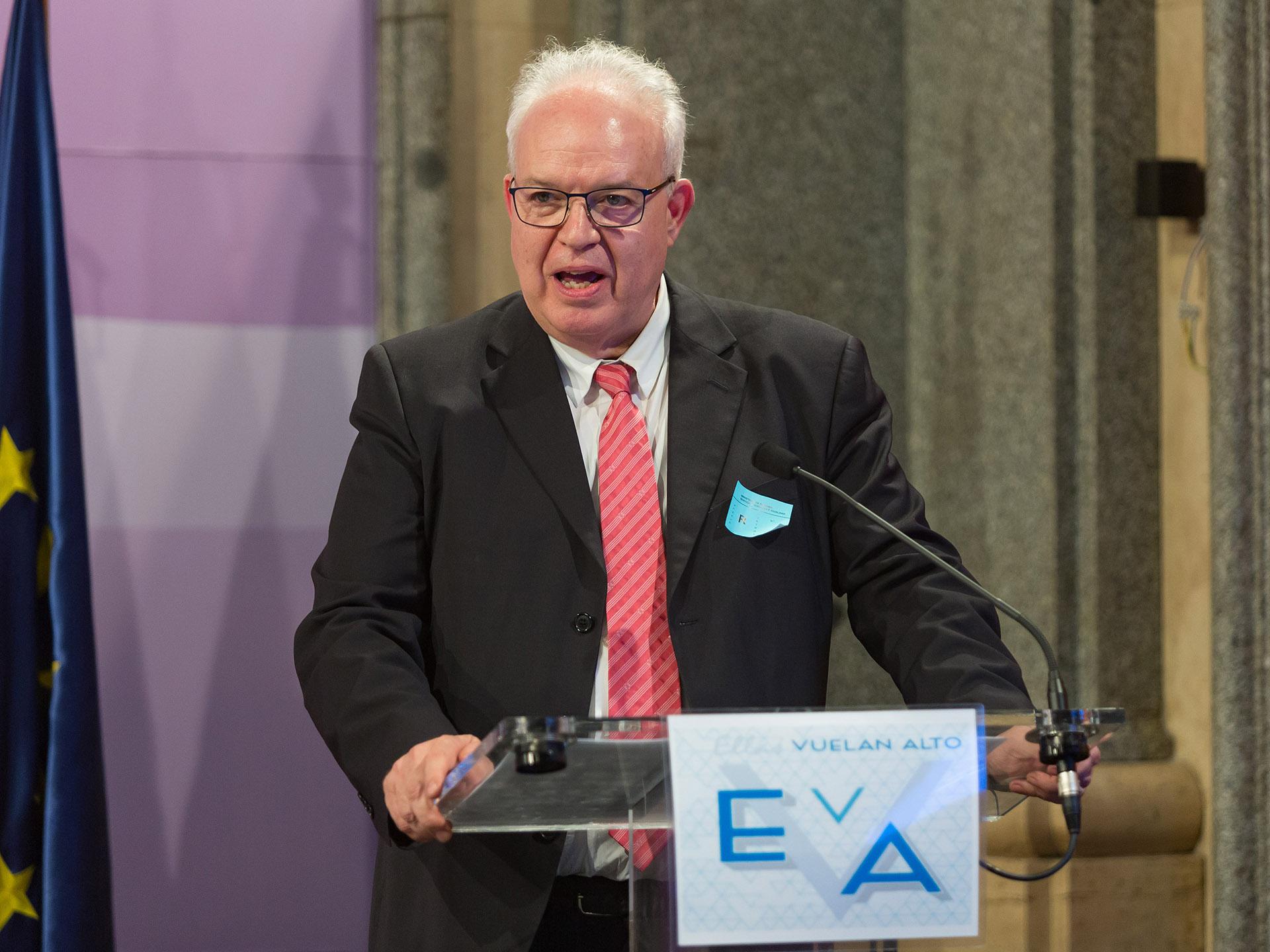 Galo Gutiérrez, director general de Industria y Pymes, clausuró el acto.